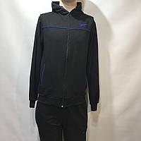 Мужской спортивный костюм Nike / трикотажный / темно-синий