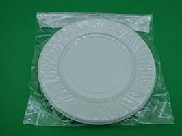 Одноразовая посуда тарелка 165мм набор, 10шт\пач