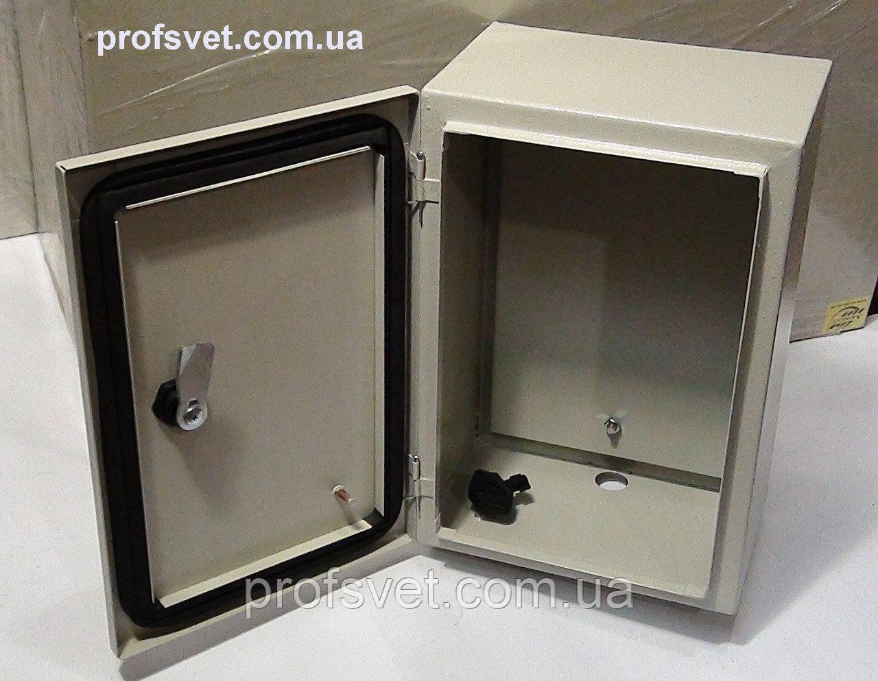 Щит металлический универсальный 300х500х200 IP42