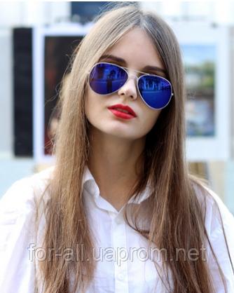 Солнцезащитные очки авиаторы