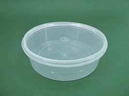 Банка (судок, контейнер, шайба, емкость) для пресервов, меда, икры (V=0,5л.), 50 шт/пач