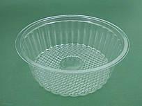Одноразовая упаковка для продуктов, контейнер круглый SL806 (V450мл d=133 h47), 50шт\пач