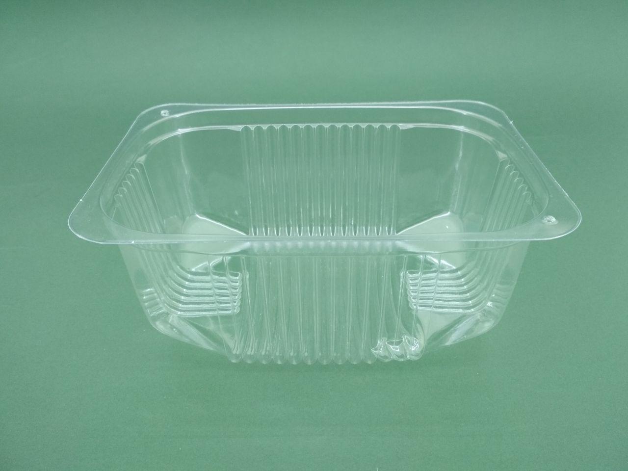 Одноразовая упаковка для продуктов, контейнер ПС-140 (V1000мл\180*130*68), 50шт\пач