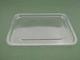 Крышка пластиковая ПС-16 (143х104) под контейнер ПС-160; ПС-161, 50шт\пач