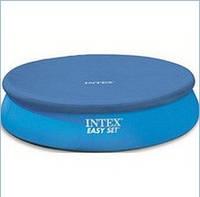 Тент для надувных бассейнов 366 см Intex 28022 Доставка из Харькова