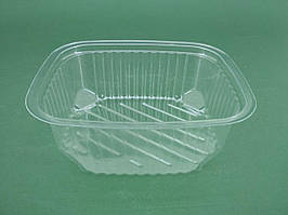 Одноразовая упаковка для продуктов, контейнер SL800L (V500мл/143*117*54), 50шт\пач