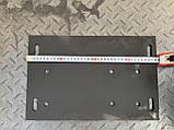 Плита установки двигуна з повітряним охолодженням на водянку, фото 6