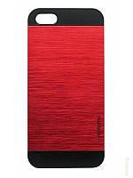 Чехол-накладка Motomo INO Metal Case iPhone 4 Red