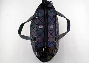 Сумка міська жіноча BAO BAO хамелеон стильна сумка 29*23*15, фото 3