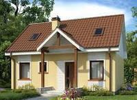 Строим под ключ модульный Финский дачный дом в Днепропетровске