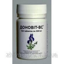 Доновит-ВС (комплекс аконита с витамином С)