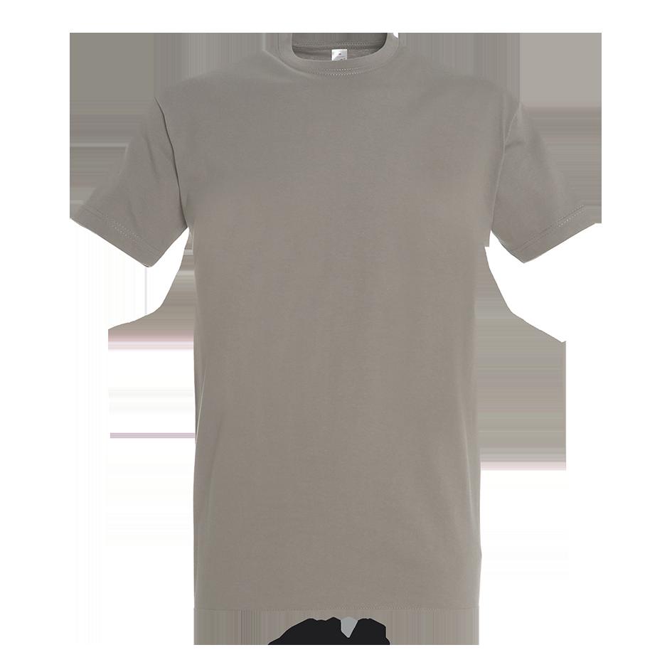 Мужская футболка, светло-серый, SOL'S IMPERIAL, размеры от XS до 4XL