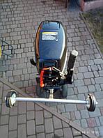 Колесный блок для легкой погрузки лодочного мотора в багажник автомоби