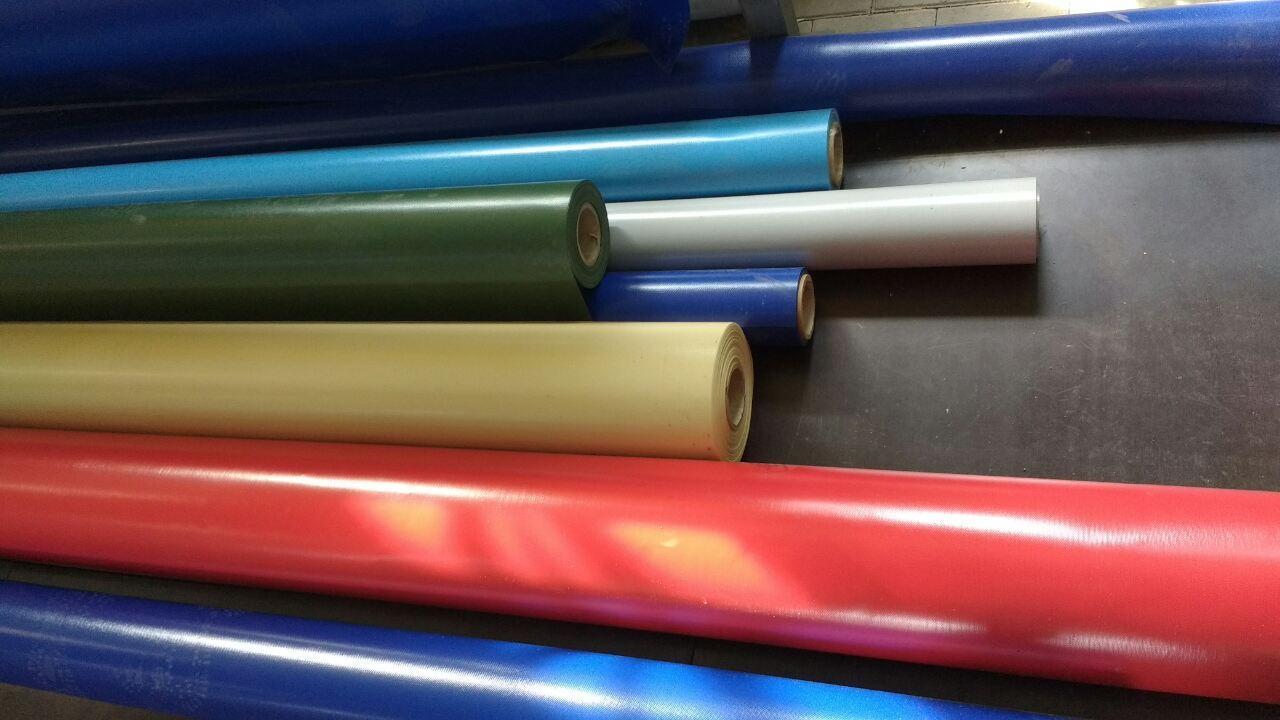 Ткань ПВХ прочная, эластичная розница и опт
