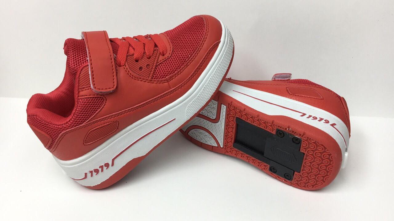 936f5b76 Детские роликовые кроссовки Heelys (хилис) для мальчика и девочки, размеры  31-38