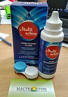 Розчин для контактних лінз Multi Action, 100 мл