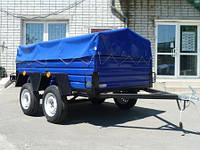 Продажа прицепов по Украине с доставкой, фото 1