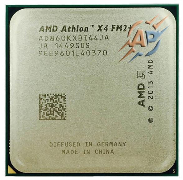 Процессор AMD Athlon X4 860K (3700MHz, сокет FM2+) AD860KXBI44JA 95W