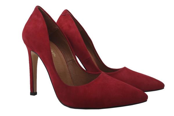 Туфли Roberto Netti натуральная замша, цвет малиновый