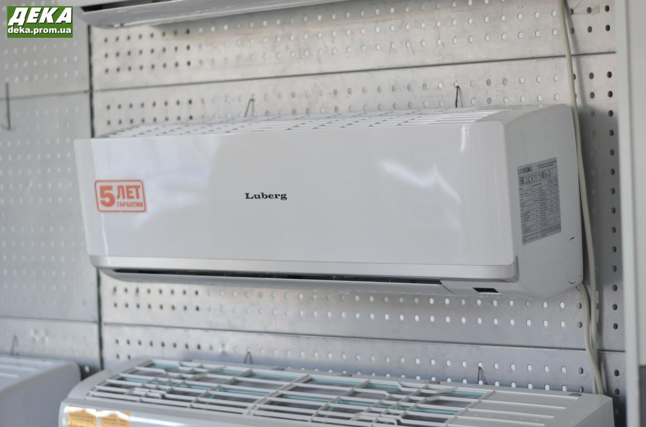 Кондиціонер  Luberg LSR-09HD Deluxe