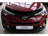 TOYOTA C-HR 2015- Дефлектор капота мухобойка на для TOYOTA Тойота C-HR 2015-