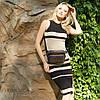 Сексуальное платье-лапша, ткань: натуральный хлопок. Размер: 42-46. Разные цвета (V 50 ), фото 9