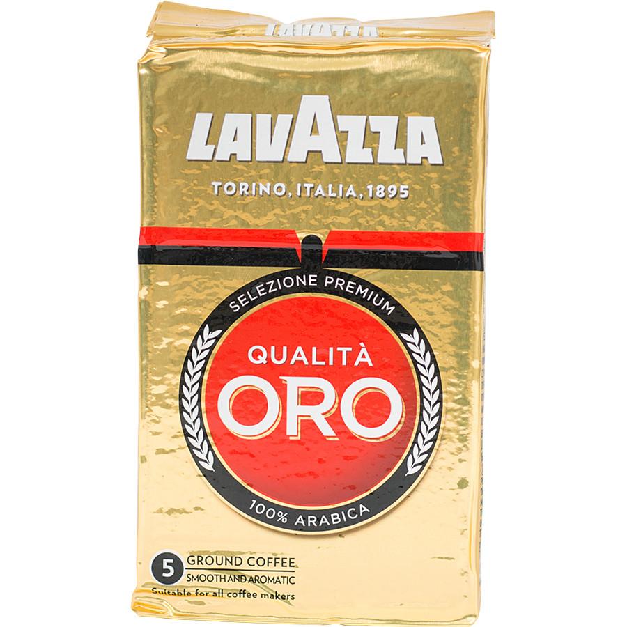 Кофе молотый Lavazza Qualita Oro 250гр