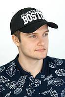 "Мужская  кепка ""Boston"",черная, фото 1"