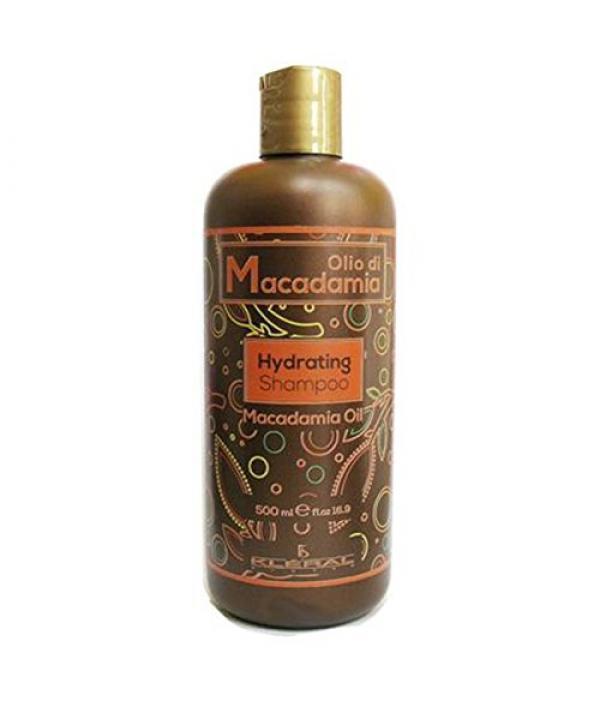 Kleral  Увлажняющий шампунь с маслом макадамии 1000 мл