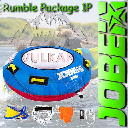 Водный аттракцион JOBE Rumble Package 1P (комплект), фото 2