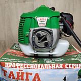 Бензокоса мотокоса Тайга 6700 п/п (1 диск 1 бабина) , фото 4