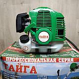 Бензокоса мотокоса Тайга 6700 п/п (1 диск 1 бабина) , фото 7