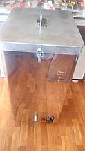 Воскотопка с электрическим капельным парогенератором