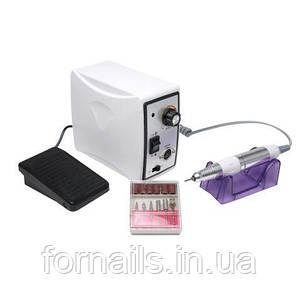 Фрезер для маникюра и педикюра ZS-701, 35000 об, 65 вт, белый