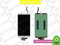 Модуль LG D800 G2/D801/D803/D808/E940/F320/LS980/VS980 белый 34 pin (дисплей + сенсор)