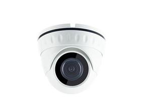 AHD 2Мп відеокамера купольна вулична 3.6 мм DT LIRDNHTC200F