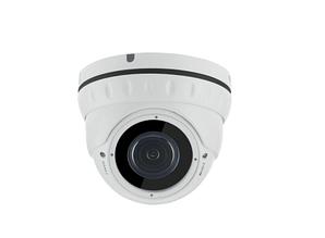 Камера відеоспостереження AHD 2Мп купольна вулична варіофокальним DT LIRDNTHTC200F