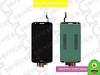 Модуль LG D800 G2/D801/D803/D808/E940/F320/LS980/VS980 черный 34 pin (дисплей + сенсор)