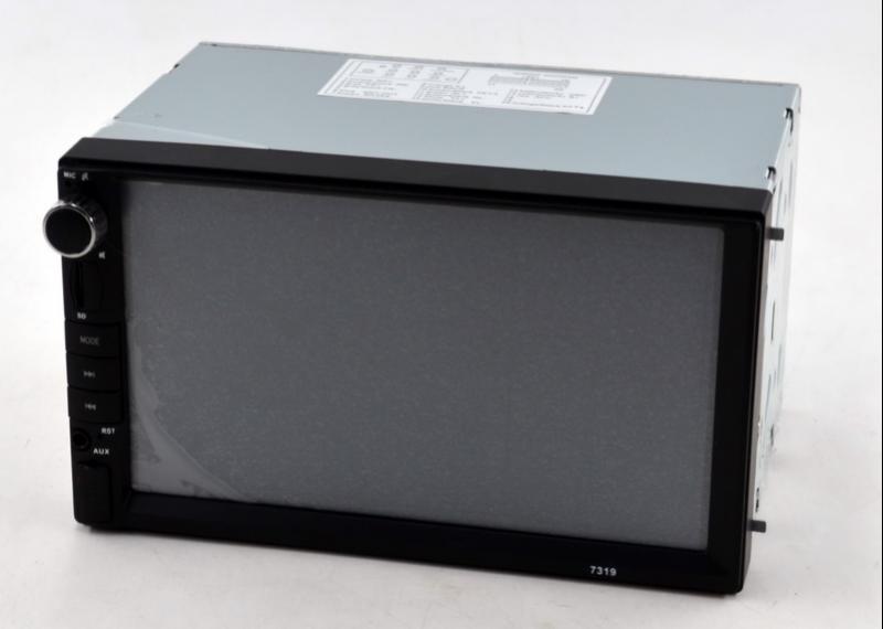 Автомагнитола 2 DIN с сенсорным дисплеем 7