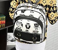 Стильный рюкзак. Рюкзак женский. Модный рюкзак. Качественный рюкзак. Код:КРСК121, фото 1