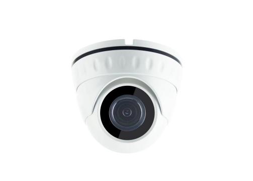 Видеокамера купольная уличная 3.6 мм AHD 5Мп