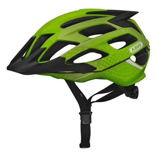 Шолом велосипедний ABUS HILL BILL M Apple Green, фото 2