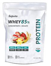 Протеїн купити, Saputo, Whey Protein 80%, 900 грам