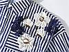 Хлопковое платье-рубашка 44-54 (в расцветках), фото 5