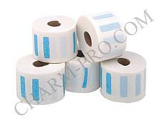 Воротнички бумажные парикмахерские одноразовые (5 роллов в упаковке)