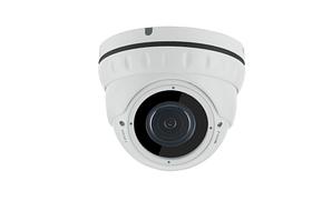 AHD 5Мп відеокамера купольна вулична 2.8...12 мм варіофокальним LIRDNTHTC500FK