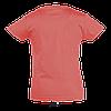 Детская футболка для девочек, коралловый, REGENT CHERRY, для детей от 2 до 12 лет, фото 2