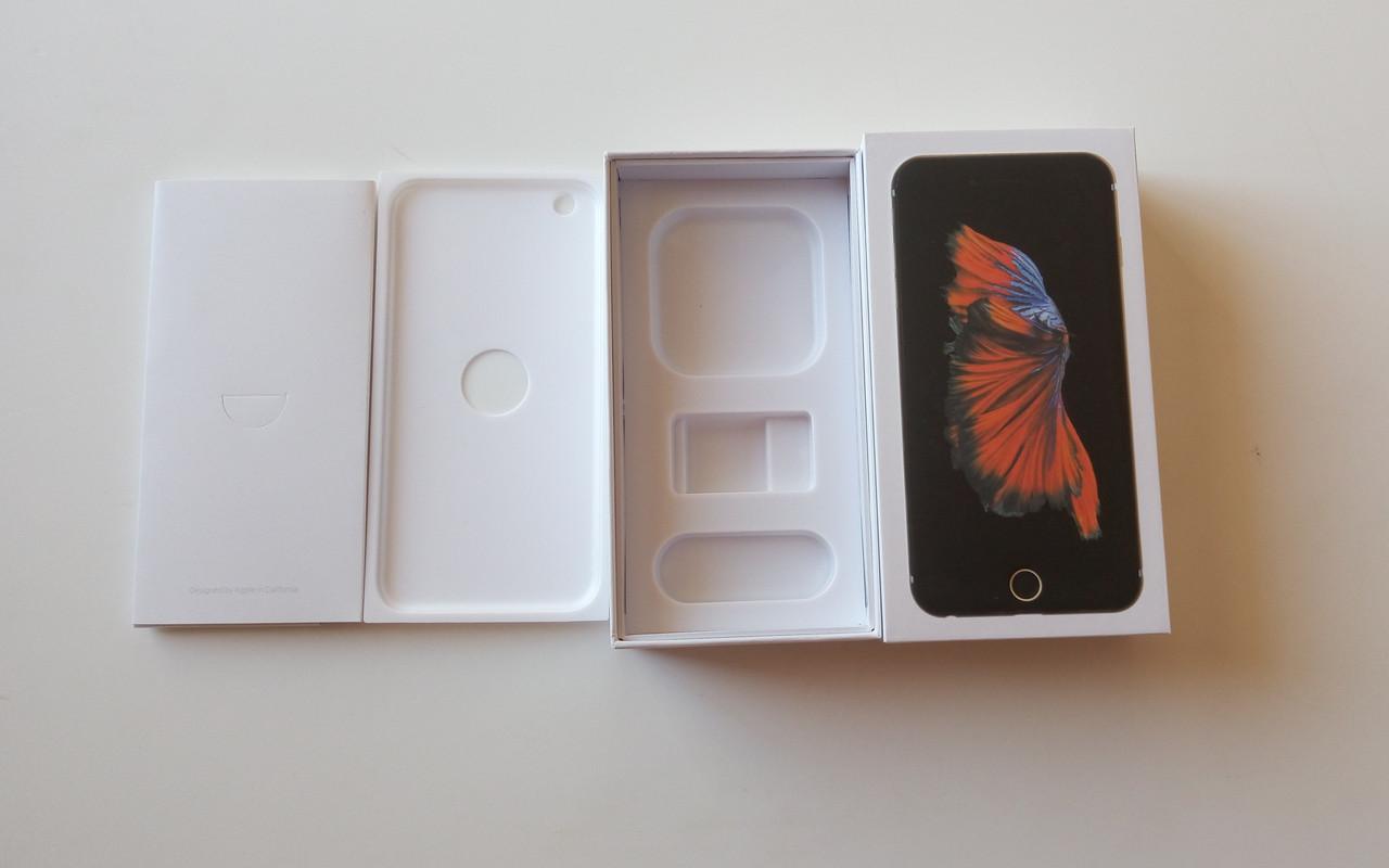 Коробка Apple iPhone 6S Plus Black