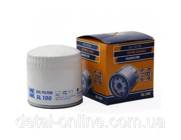 2101-1012005 Фильтр масляный SL100 (HOLA), фото 2