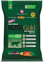 Корм для кошек Nutra Gold Hairball Adult 1 кг